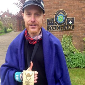 We're Only Human, with ultra- marathon winner, Luke Ashton.