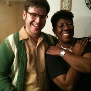 """Eli """"Paperboy"""" Reed interviews Mitty Collier on the """"We Got More Soul"""" on WHPK 2004"""