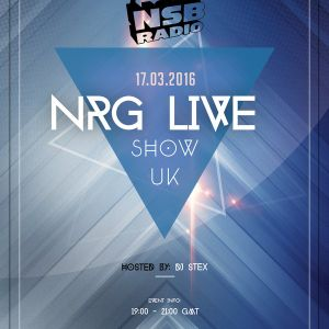 the NRG Live show UK w_ Stexi - [17th March 2016] _ NSB RADIO