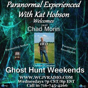 Paramormal Experienced with Kat Hobson _ Chad Morin of _20170208