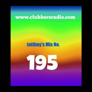 tattboy's Mix No. 195 ~ December 2014 ~ Progressive House ~ Club ~ Electro ~ Dance..!!