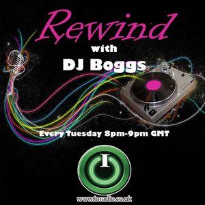 Rewind with DJ Boggs on IO Radio 220316