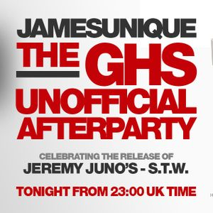 GHS Unoffical Afterparty 29th April 2015