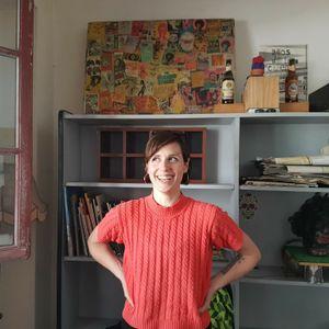 Vera Capilla (Filosofía y artes Multimediales) en Trama Radio
