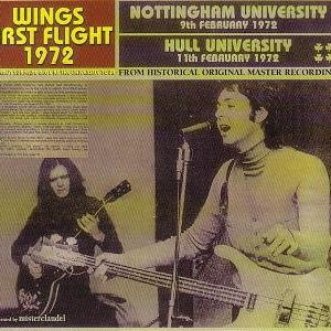 McCARTNEY & WINGS FIRST GIG (eyewitness reminiscence) JIM JACOBS interviewed by RICHARD OLIFF