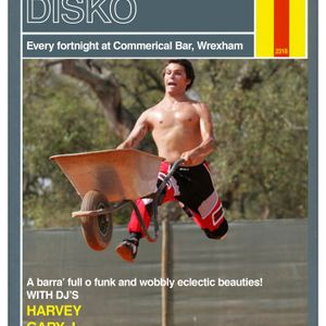 Electrik Disko June 2012 - Gary J