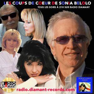 EMISSION SPECIALE YVES GILBERT DU 10 MAI 2021 SUR RADIO DIAMANT AVEC SONIA BELOLO