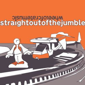 straight out the jumble: wheelofcratemusic 2009
