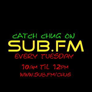 Chug - Positive Vibrations Show - Sub.fm - 12 Nov 13