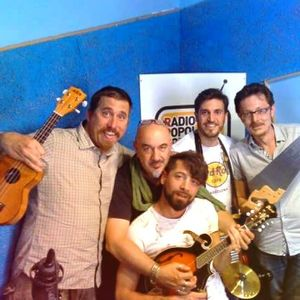 The Streeters - Figure Marginali della Fauna Urbana - Ospiti: No Funny Stuff,  Jug Band italoamerica