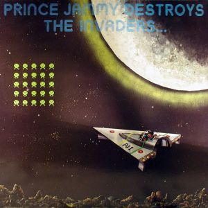 Prince Jammy Destroys The Invaders (Greensleeves 1982 LP)