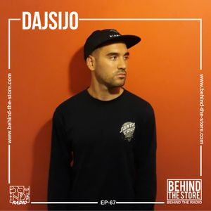 Behind the Radio Podcast 067 - Dajsijo