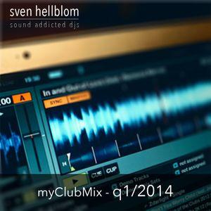 MyClubMix 2014-Q1