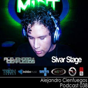 Sivar Stage Podcast 038 Alejandro Cienfuegos 05/05/11