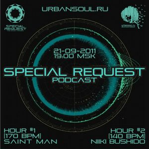 Special Request Podcast 001 (09/2011)