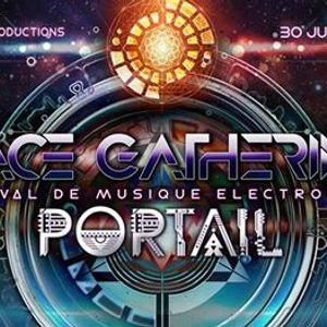 Space Gathering (07/2017) - (144-147 bpm)