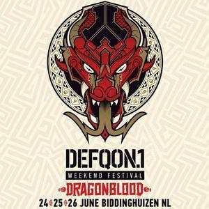 ALLSTVRS @ Defqon.1 Weekend Festival 2016 - Blue Stage