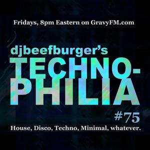 djbeefburger's Technophilia #75