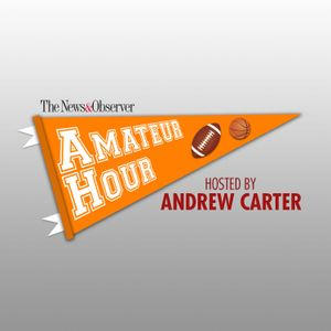 Amateur Hour - A NandO College Sports Podcast, S1, Ep25
