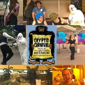 281: Welcome to the Cryptid Carnival
