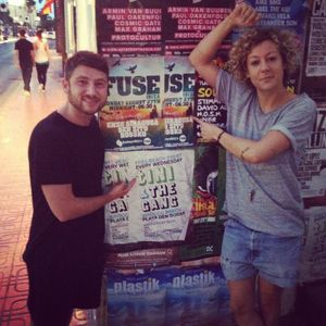 tINI b2b Enzo Siragusa @ Fuse Sankeys Ibiza - 20. 6. 2012 (Recorded Live)