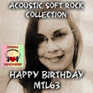 Acoustic Soft Rock Collection - Happy Birthday Sis.Theresa T.Lopez