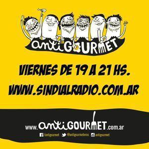 ANTIGOURMET RADIO 28-4-17