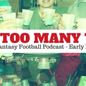 Ep138 - Early RB Tiers - Fantasy Football Auctioneer Podcast