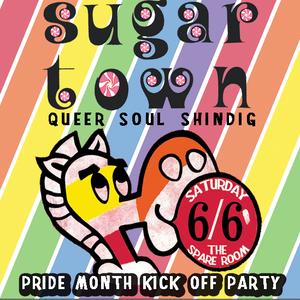 Sugar Town Pride Warm Up Set