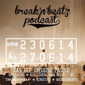 #Podcast vom 23.06.14 bis 27.06.14 ink. Platte der Woche: George Ezra, WM-Updates, Unnützes Wissen..