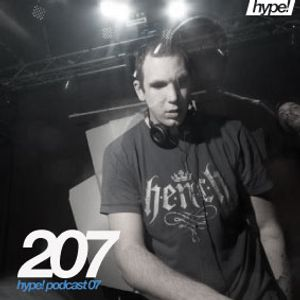 HYPE! podcast 07 : 207
