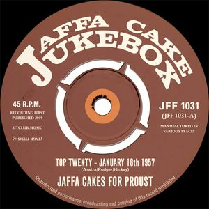 Jaffa Cake Jukebox - Show 31 - Top Twenty - January 18th 1957