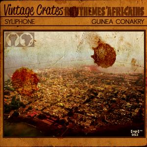 Vintage Crates Episode #53 Rhythemes Africains