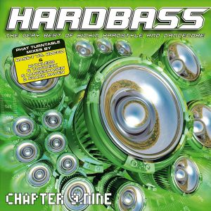 Hardbass Chapter 09 ( 2 CD )