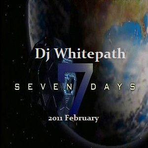 Dj Whitepath Mix - Seven Days (2011 Feb)