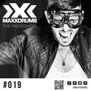 MAXXDRUMS Episode 019