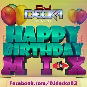 Birthday Mix #1