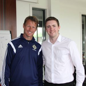 Teddy Sheringham on coaching, West Ham and World Cup