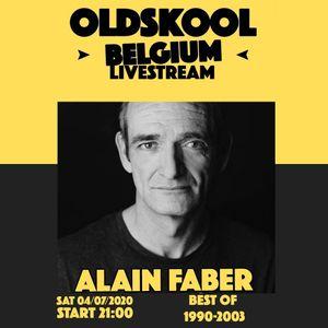 Oldschool Belgium invites DJ Alain Faber