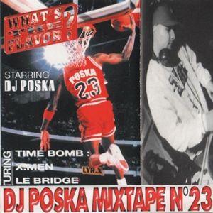 Dj Poska - mixtape hip-hop n°20-21-23 [1996-1997]