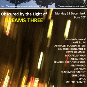 Obscured by the Light 62 of Dreams Three