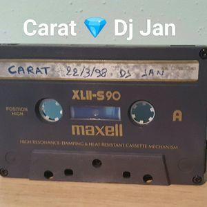 Dj Jan @ Carat 22-3-1998 Cassette!