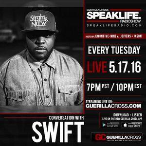 SPEAKLIFE Radio : Conversation w/ Swift [Episode 10.12]
