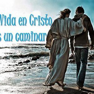 La vida en Cristo es un caminar