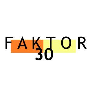 Faktor 30 #1: Studiestart