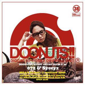 DOONUTS!! vol.38 AM4:00 MIX