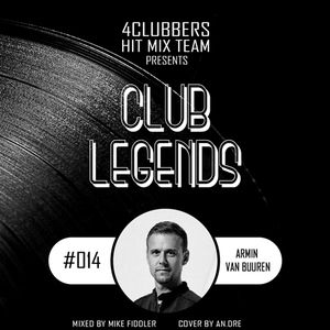 4CHMT pres. Club Legends #14 - Armin Van Buuren CD1