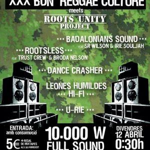 01-XXX Bdn Reggae Culture Meets Roots Unity Project - Warming Up