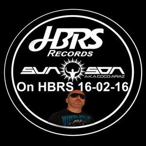 Sun Son AKA Coco Ariaz Live On HBRS 16-02-16