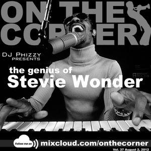 On The Corner vol. 37 - The Genius of Stevie Wonder